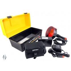 Купить Фара искатель Striker 170 с к-том для авт. работы и регулеровкой яркости, галоген 12V 30W