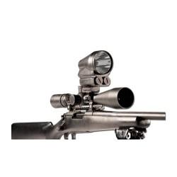 Тактический фонарь для охотничьго ружья, LED, белый свет