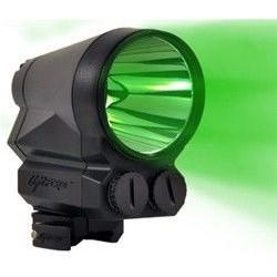 Тактический фонарь для охотничьго ружья, LED, зеленый свет