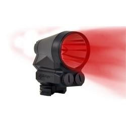 Купить Тактический фонарь для охотничьго ружья, LED, красный свет