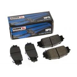 Тормозные колодки HAWK HPS PRADO/FJ/GX передние