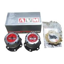 Купить Колесные хабы ручные усиленные AVM-443НР, Mitsubishi