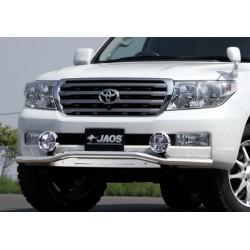 Защита переднего бампера (дуга) JAOS Toyota LC-200 B151048