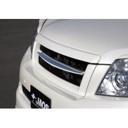 Решетка радиатора с хромированными вставками JAOS Toyota Prado  LC-150 без кам. B061065A