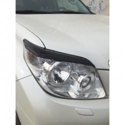 Накладки на передние фары (реснички) JAOS Toyota LC-150 Prado 09-12 B070065