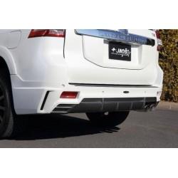 Купить Спойлер заднего бампера JAOS Toyota LС-150 Prado 2013+ B026066
