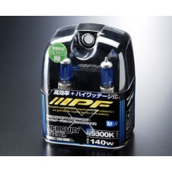 Галогеновые лампы X92R IPF XX Set HB3/HB4-12V 140W 5300K Blue