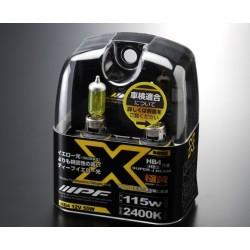Купить Галогеновые лампы XY93 IPF X Set HB3/HB4-12V 115W Deep Yellow