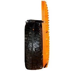 К-кт крепежных ремней MAXTRAX для сендтреков к запасному колесу