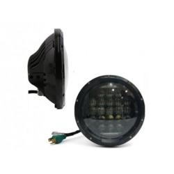 "Фара головного света 7"" 105W LED 5D"