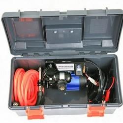 Компрессор воздушный портативний (в боксе) ARB 87 л/м 12V CKMP12