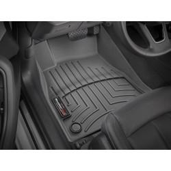 Коврик в салон WeatherTech (США) FloorLiner для Audi A5 2018+ /Передний ряд/ (кузов Sportback) /черный