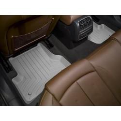 Коврик в салон WeatherTech (США) FloorLiner для Audi A6 2012 - 2018 /Задний (второй) ряд/серый