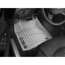 Коврик в салон WeatherTech (США) FloorLiner для Audi A8 2011 - 2017 /Передний ряд/ кузов D4 (Typ 4H) /серый