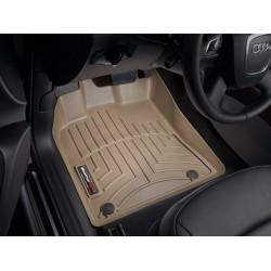 Коврик в салон WeatherTech (США) FloorLiner для Audi Q5 2009 - 2017 /Передний ряд/ бежевый