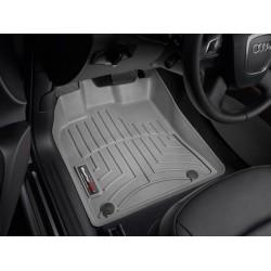 Коврик в салон WeatherTech (США) FloorLiner для Audi Q5 2009 - 2017 /Передний ряд/ серый