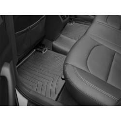 Купить Коврик в салон WeatherTech (США) FloorLiner для Hyundai  Sonata 2015+ / Задний (второй) ряд / черный