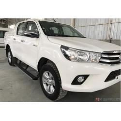 Купить Выдвижные электрические пороги Toyota Hilux double cab 2015+