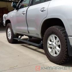 Купить Выдвижные электрические пороги Toyota Land Cruiser Prado 150 2014+