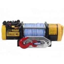 Купить Лебедка T-max  ATWPRO-4500 12V/2,04т 6.3mm*15m/синт.трос