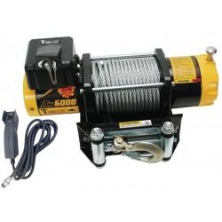 Купить Лебедка T-max  ATWPRO-6000 12V/2,7т  7305100 NEW