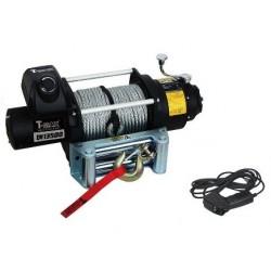 Купить Лебедка T-max  FEW-13500 12V/6,118 т  Fire Work series