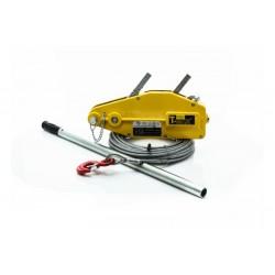Купить Лебедка T-max  HW- 800 ручная/трос+ручка
