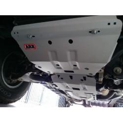 Защита двигателя и раздатки ARB на Toyota LC200