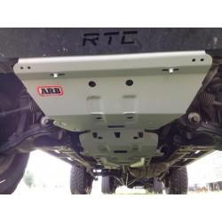 Защита двигателя и раздатки ARB на Toyota Prado 150