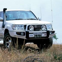 Бампер ARB Sahara на  Toyota LC 100 SER  IFS (NOT LEXUS)