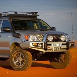 Бампер ARB Sahara на  Toyota Hilux 05-11