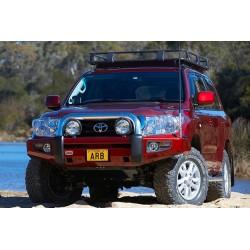 Бампер ARB Sahara на  Toyota LC 200 07-12 (для родных омывателей фар)
