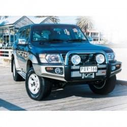Бампер ARB Sahara на  Nissan Patrol Y61 98-04