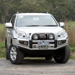 Бампер ARB Sahara на  Toyota Prado 150 09-13 (для авто с передним парктроником)