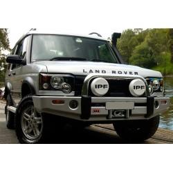 Бампер ARB Sahara на  Land Rover Discovery  2 POST 02 SUITS FACT. FOG