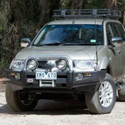 Бампер ARB Sahara на   Mitsubishi Pajero Sport 10-13