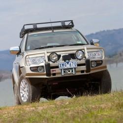 Купить Бампер ARB на Mitsubishi Pajero Sport W/AIRBAG 10-13