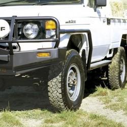 Боковая защита ARB на Toyota LC-78 TROOP CARRIER