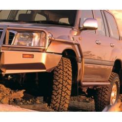 Защита передних крыльев ARB на Toyota  LC-100 4 COILS MODEL