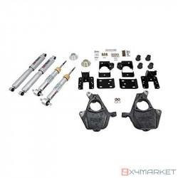 Купить Комплект занижения подвески BELLTECH на 3-4 дюйма FORD F150 15+ PN 1001SP