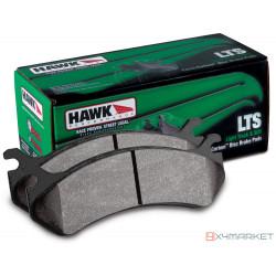 Тормозные колодки HAWK LTS TLC-200 передние HB589Y.704