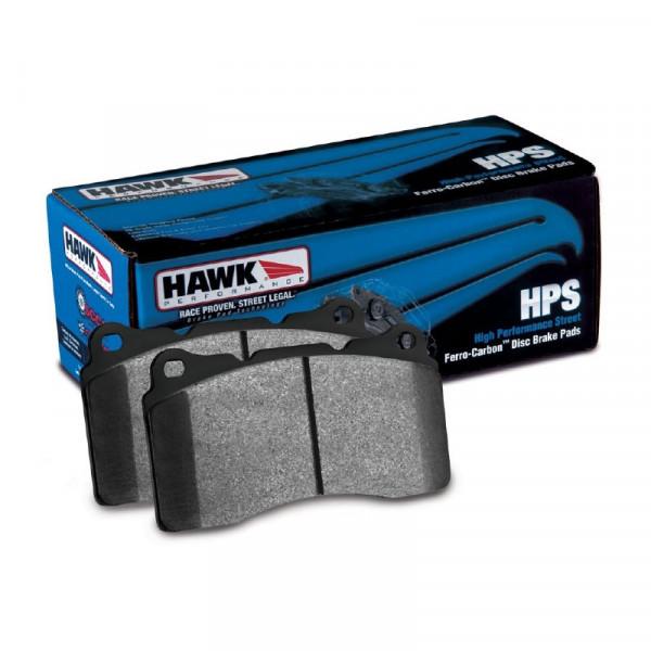 Купить Тормозные колодки HB581F.660 HAWK HPS TLC-200 передние к торм. системе Brembo GT Hawk