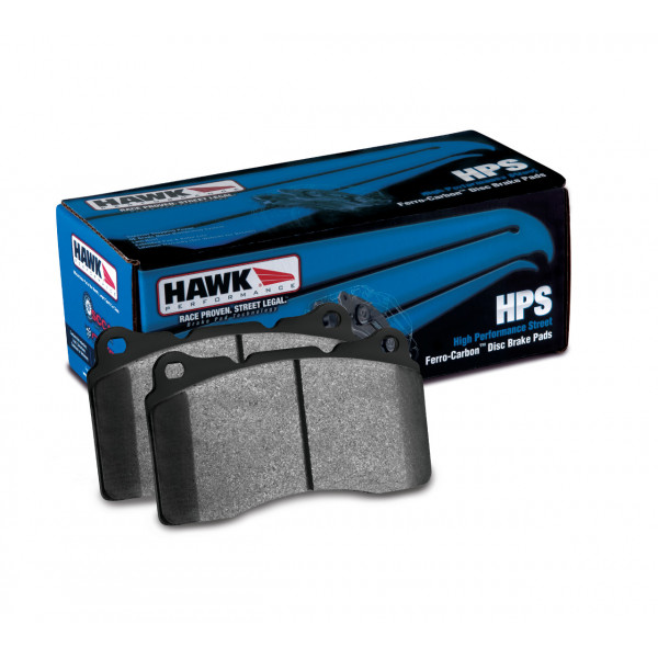 Купить Тормозные колодки HAWK HPS Camry 40/50/60 передние HB647F.692