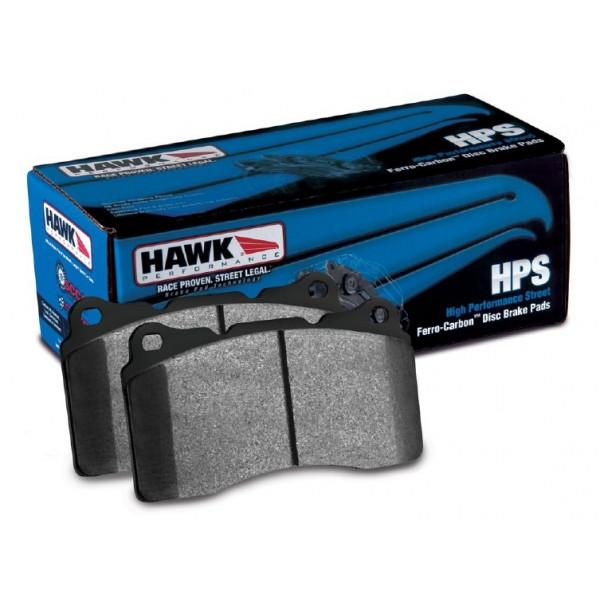 Купить Тормозные колодки HAWK HPS Brembo GT/GT-R (задние), Viper (передние) HB193F.670 Hawk