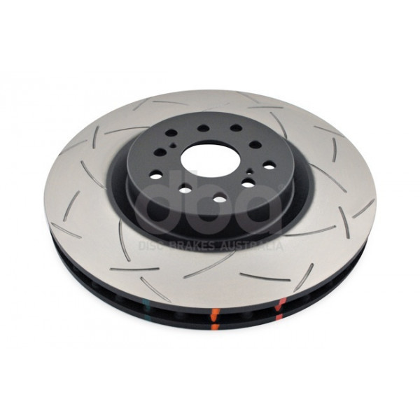 Купить Усиленный тормозной диск SUBARU STi/Forester STi, передний DBA4654S-10 D.B.A.