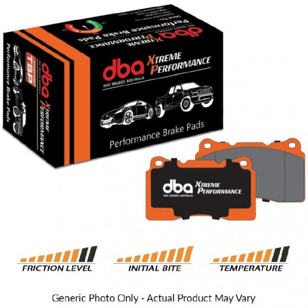 Купить Тормозные колодки DBA Xtreme Performance для Toyota LC200/Lexus LX570, задние 1857XP D.B.A.