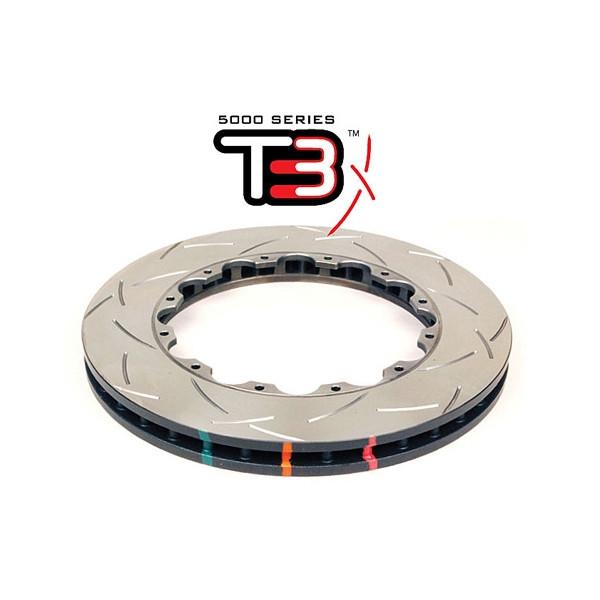 Купить Рабочая поверхность тормозного диска без ступицы 380х28 мм TOY/LEX Brembo GT DBA 52970.1S D.B.A.