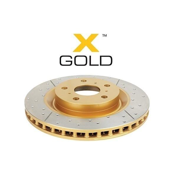 Купить Усиленный вентилируемый тормозной диск SUBARU Impreza/WRX/Forester/ Legacy/XV/BRZ 2000+ DBA650X, передний D.B.A.