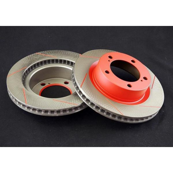 Купить BATTLEZ Вентилируемые тормозные диски передний TOYOTA LC-150 B834065F Jaos