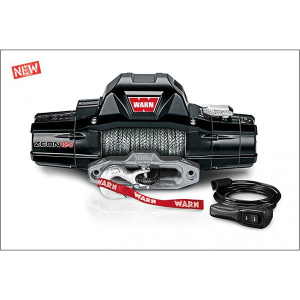 Купить Лебедка электрическая WARN ZEON 12-S (12V) 5443 кг 95955 Warn